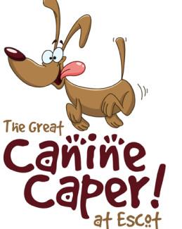 Canine Capers Logo Idea